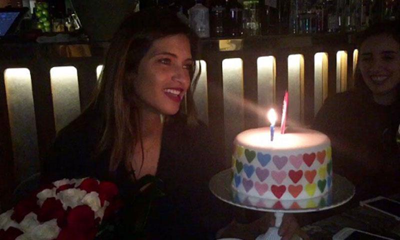 El ritual de Sara Carbonero por su 33 cumpleaños