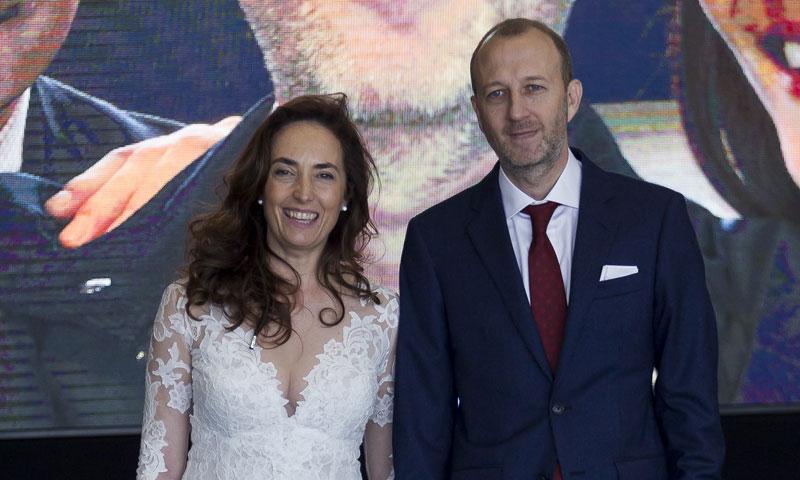 Carolina Punset, hija de Eduardo Punset, y Alexis Mari se dan el 'sí, quiero' en Valencia