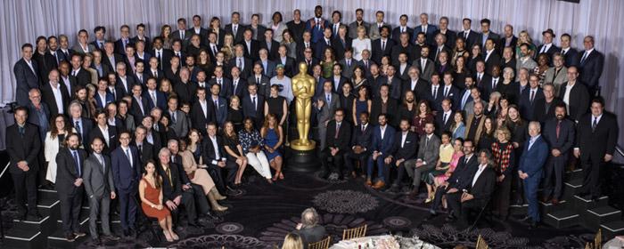 Almuerzo nominados Oscar