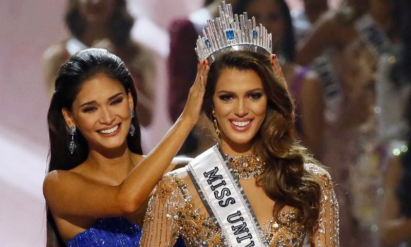 Miss Universo supera la prueba del algodón (y el desmaquillante): así es Iris Mittenaere al natural
