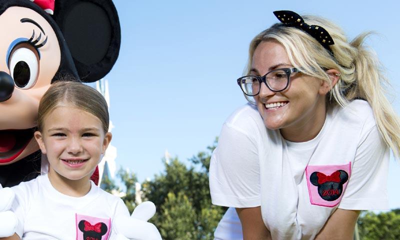 La hermana de Britney Spears presenció el accidente de su hija Maddie