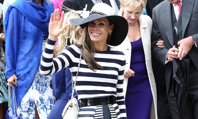 Fallece Tara Palmer-Tomkinson, ahijada del príncipe Carlos, a los 45 años