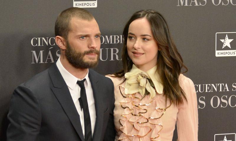 Sabemos lo que hicieron Dakota Johnson y Jamie Dornan en su visita a Madrid