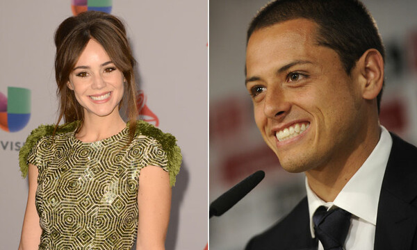 chicharito-novia2