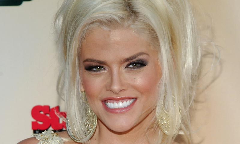 Anna Nicole Smith - Model page -