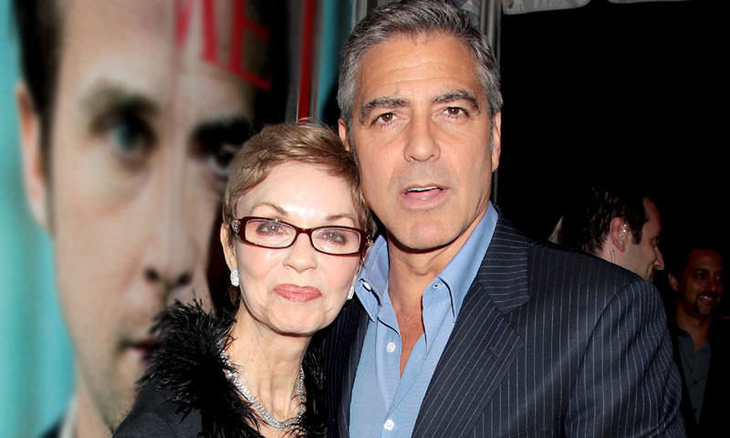 La madre de George Clooney cuenta cómo se enteró de que iba a ser abuela: 'Será un gran papá'