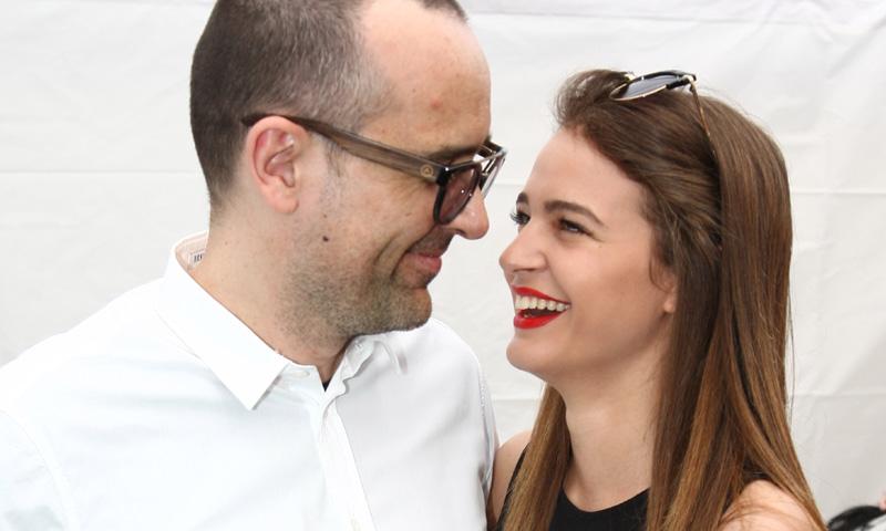 Laura Escanes desvela detalles de su próxima boda con Risto Mejide