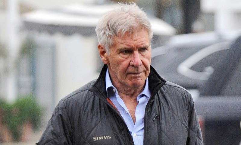 Investigan a Harrison Ford, que estuvo a punto de provocar un grave accidente con un avión de pasajeros