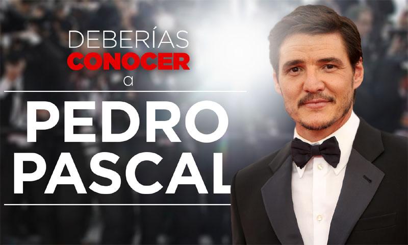 En vídeo: Descubre a Pedro Pascal, el actor del que todo el mundo habla