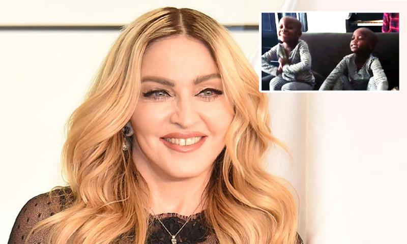¿Quieres escuchar a las gemelas de Madonna cantando?