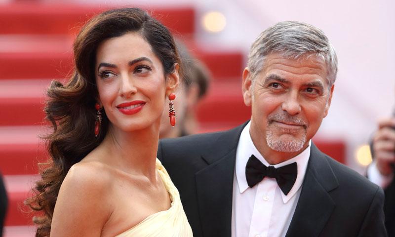 George Clooney habla por primera vez sobre su próxima 'aventura': ser padre de gemelos