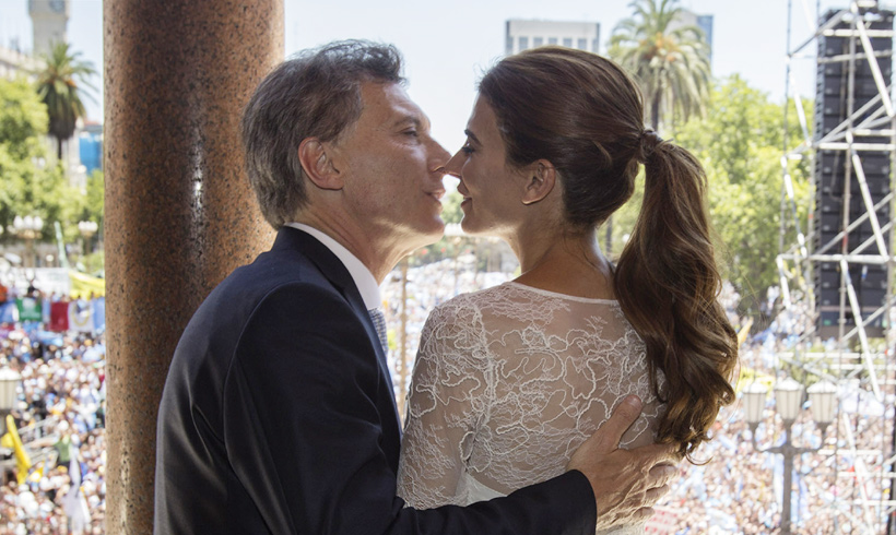 Del rechazo a las cartas de amor, la historia de Juliana Awada y Mauricio Macri