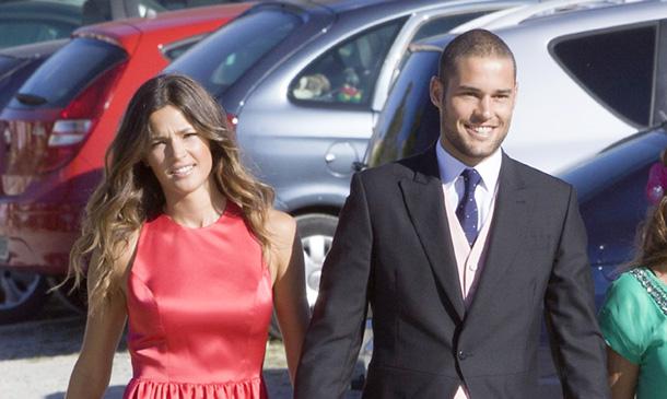 Exclusiva en ¡HOLA!, Malena Costa espera su segundo hijo y vuelve a posponer su boda con Mario Suárez