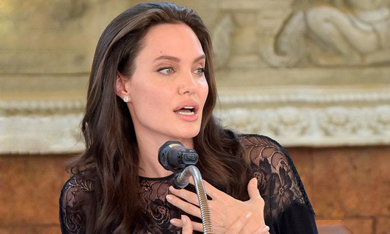 ¿Es Brad Pitt un buen padre? Angelina Jolie responde
