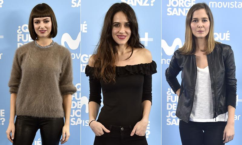 Úrsula Corberó, Macarena García y Natalia Sánchez, ¿por qué no posan con sus parejas?