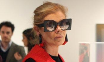 la sofisticada mirada de lady elena foster en arco punto de encuentro de los apasionados del arte foto