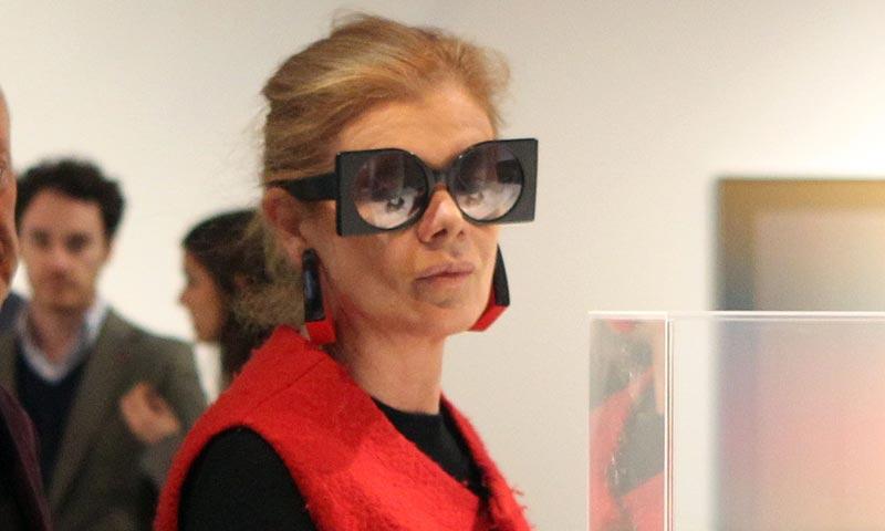 La sofisticada mirada de lady Elena Foster en ARCO, punto de encuentro de los apasionados del arte