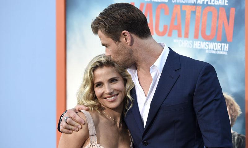 ¡Pura química! Chris Hemsworth confiesa cómo ha sido trabajar con Elsa Pataky