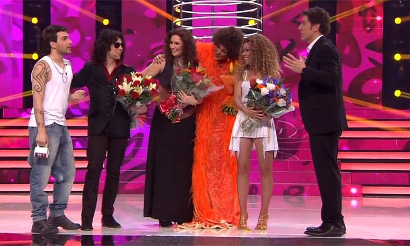 Canco, Rosa, Beatriz Luengo y Lorena Gómez se unen a Blas Cantó como finalistas de 'TCMS'