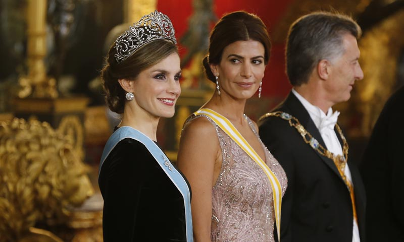 Entrevista exclusiva en ¡HOLA! con Juliana Awada, primera dama de Argentina: 'Doña Letizia es sensacional'