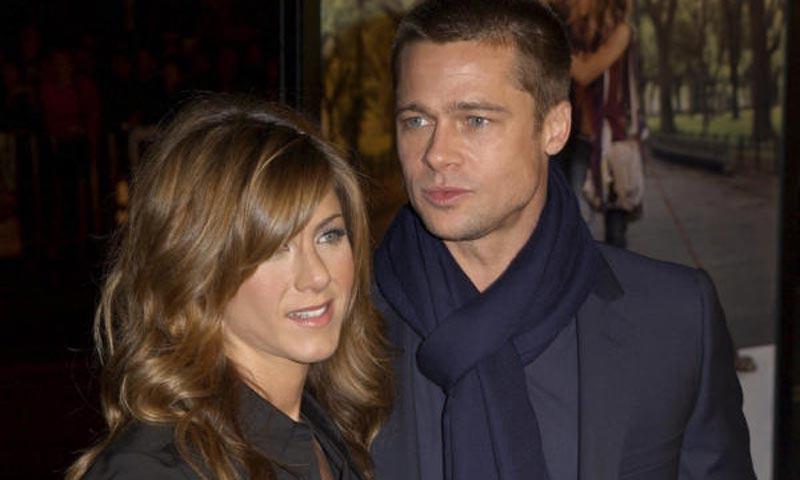 ¡Sin rencores! Brad Pitt y Jennifer Aniston retoman el contacto