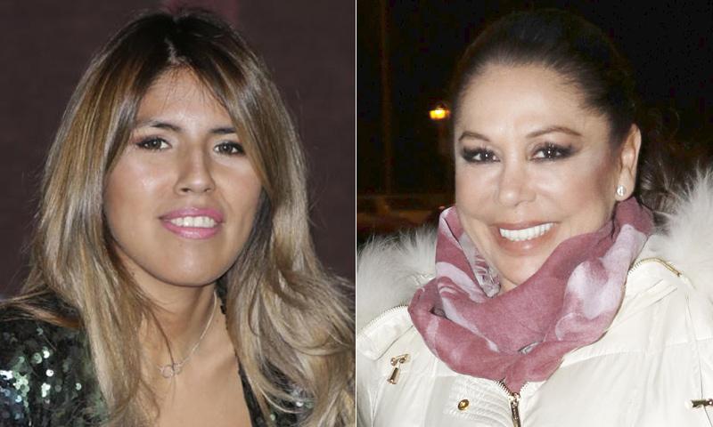Isabel Pantoja comparte emociones y recuerdos con su hija durante su regreso a Perú