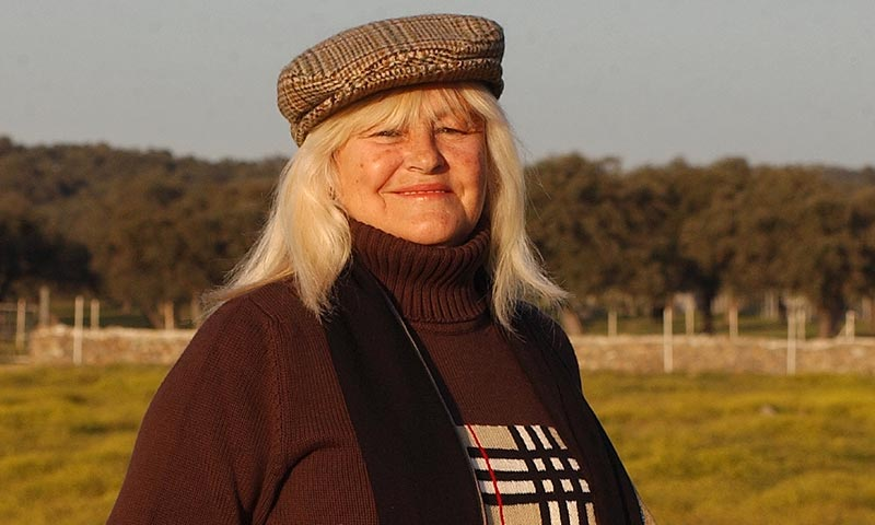 Fallece Ángela, la primera mujer torera de España