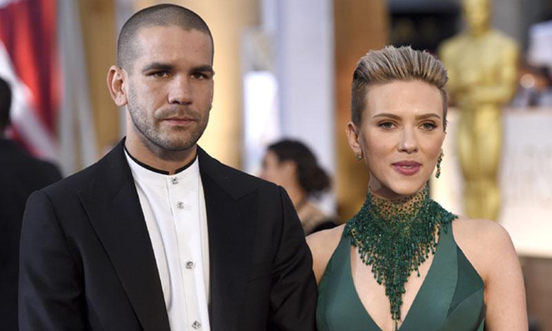 Romain Dauriac, 'en shock' después de que Scarlett Johansson presentase oficialmente los papeles del divorcio