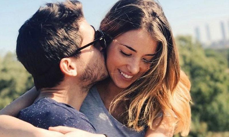 El mensaje de amor de Álvaro Morata a su novia Alice Campello por su primer aniversario