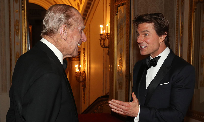 Tom Cruise, convidado a Palacio
