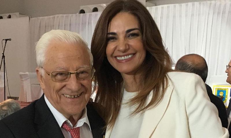 El padre Ángel celebra su 80 cumpleaños junto a Mariló Montero, José Bono...¡y otros 800 amigos!