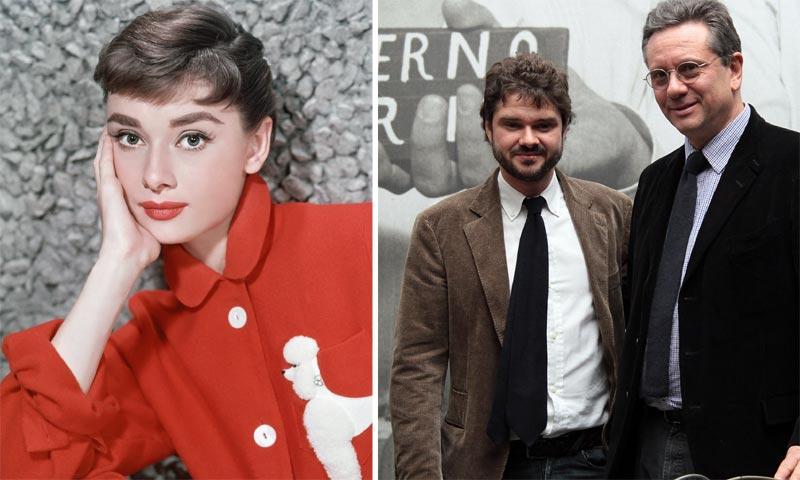 Llega a los tribunales la disputa de los dos hijos de Audrey Hepburn por su legado
