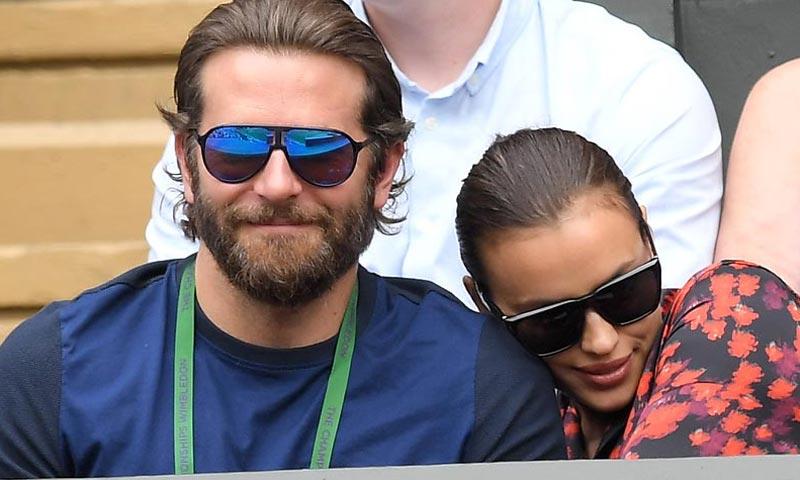 Irina Shayk y Bradley Cooper celebran la 'baby shower' de su bebé