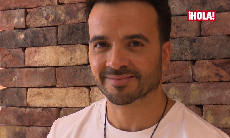 En ¡HOLA! TV: Luis Fonsi nos confiesa cómo es su vida tras el éxito de 'Despacito'