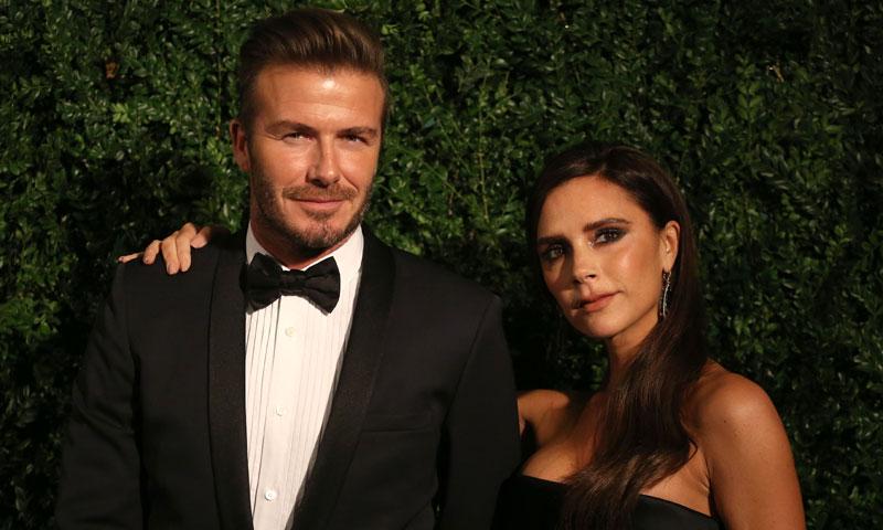 Victoria Beckham declara su amor a David en televisión: 'Es mi alma gemela'