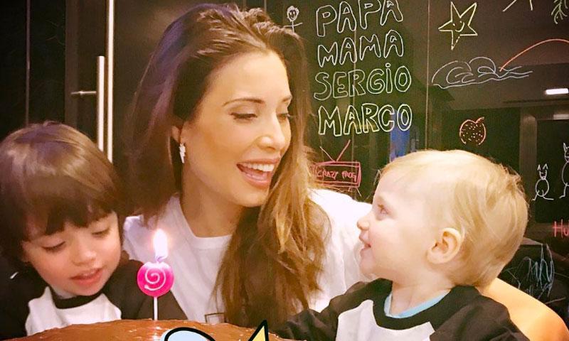 Pilar Rubio celebra su 39 cumpleaños sin Sergio Ramos… ¡pero con declaración de amor a distancia!