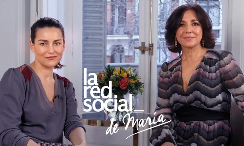 Isabel Gemio, a corazón abierto en 'La red social': su relación con la reina Letizia, su faceta como madre...