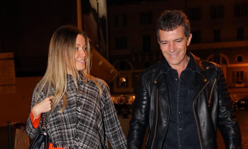 Así confirma Antonio Banderas que está perfectamente: 'Próxima parada, mi Málaga'