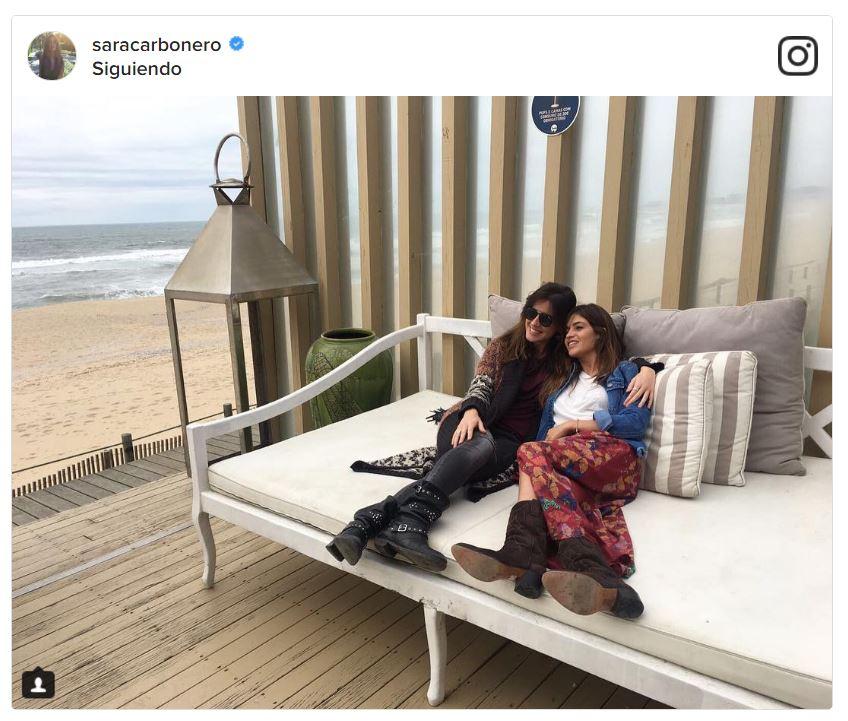 Iker y Sara celebran su primer aniversario de boda con una visita muy especial