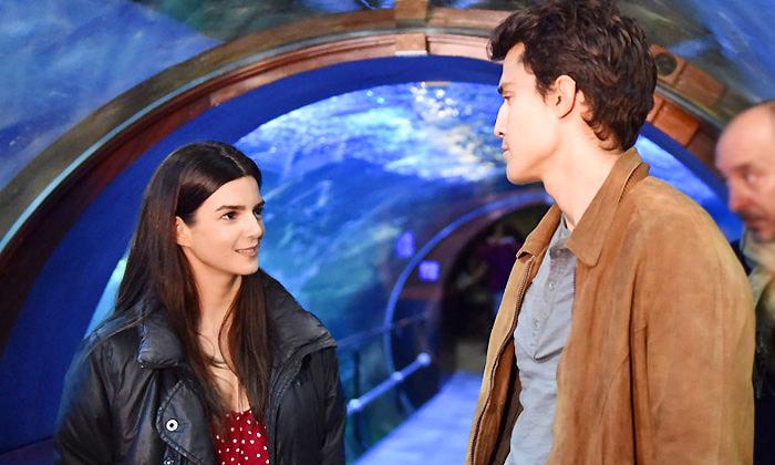 Las románticas imágenes de Clara Lago y Álex González en