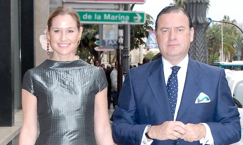 Jaime Polanco, ex marido de Fiona Ferrer, se casa por tercera vez