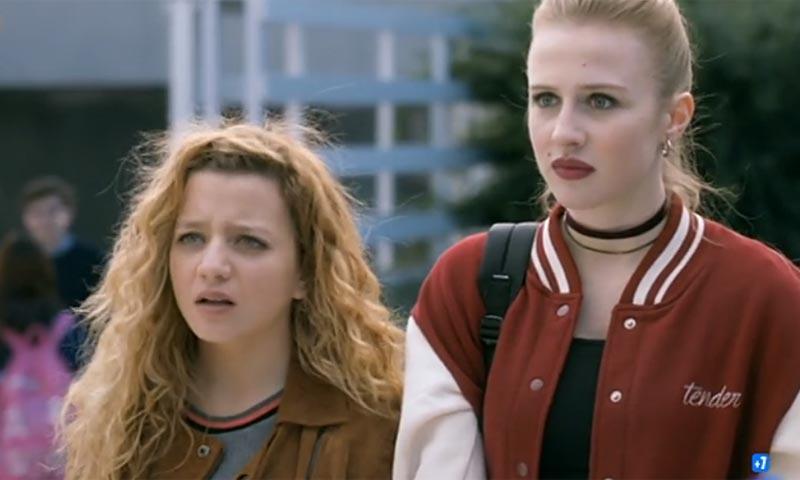 ¿Las reconoces? Ya protagonizaron una serie cuando eran niñas y ahora estas dos actrices han vuelto a coincidir