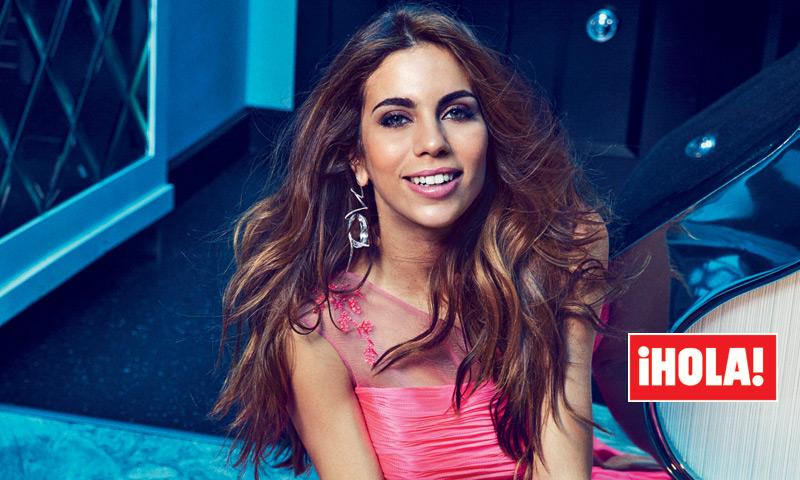 En ¡HOLA!, Melissa Jiménez: 'Voy a ser una novia romántica y moderna'