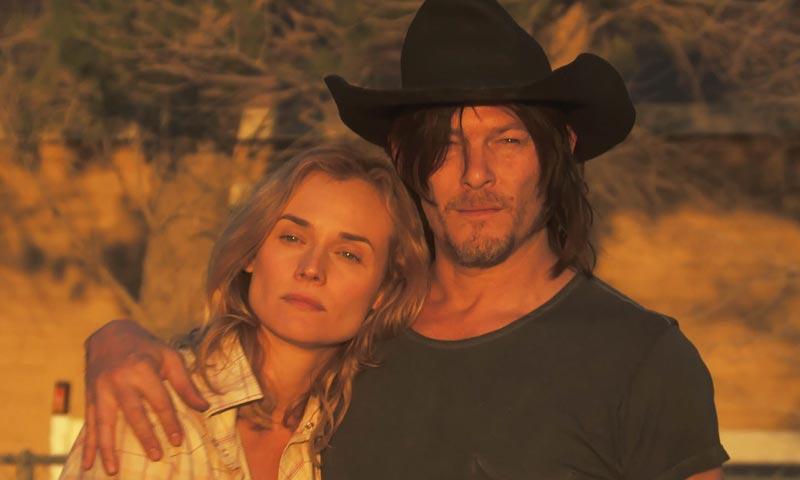 Diane Kruger y Norman Reedus confirman su romance