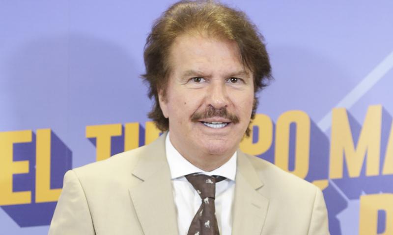 Edmundo Arrocet, primer concursante confirmado de 'Supervivientes'