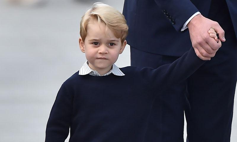 Así es el exclusivo colegio al que irá el príncipe George