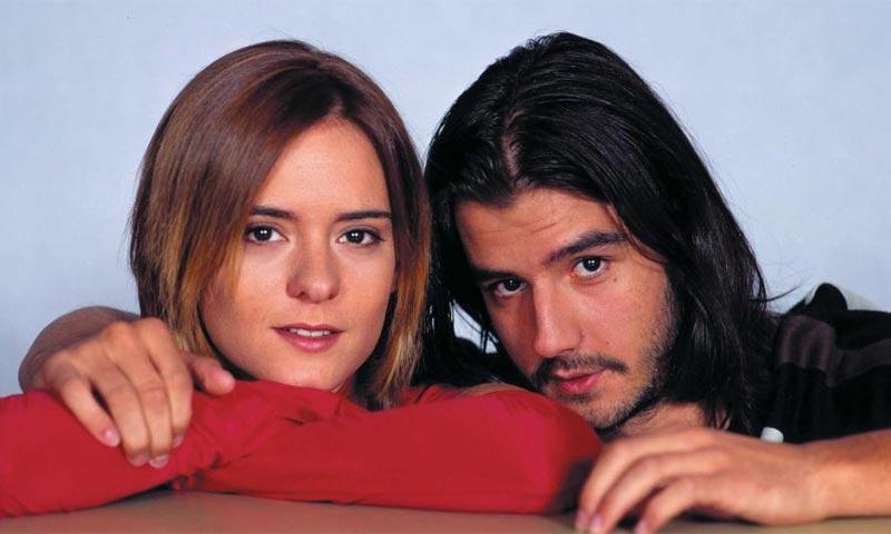 ¿Te acuerdas de Quimi y Valle? Los 'compañeros' Eva Santolaria y Antonio Hortelano, juntos de nuevo