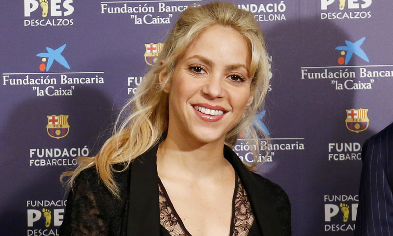 El momento incómodo de Shakira cuando le preguntan por el 'impulsivo' Piqué