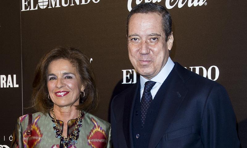 Eduardo Zaplana reaparece tras su grave enfermedad
