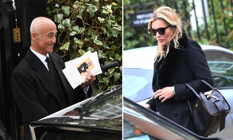 Familiares y amigos de George Michael le dan su últimos adiós en un funeral privado con polémica
